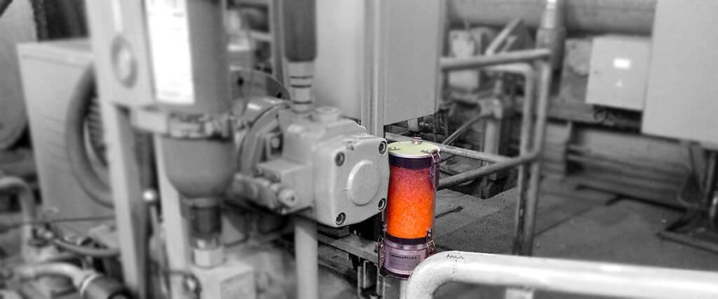 filtri sfiato aria -Applicazione on site condition