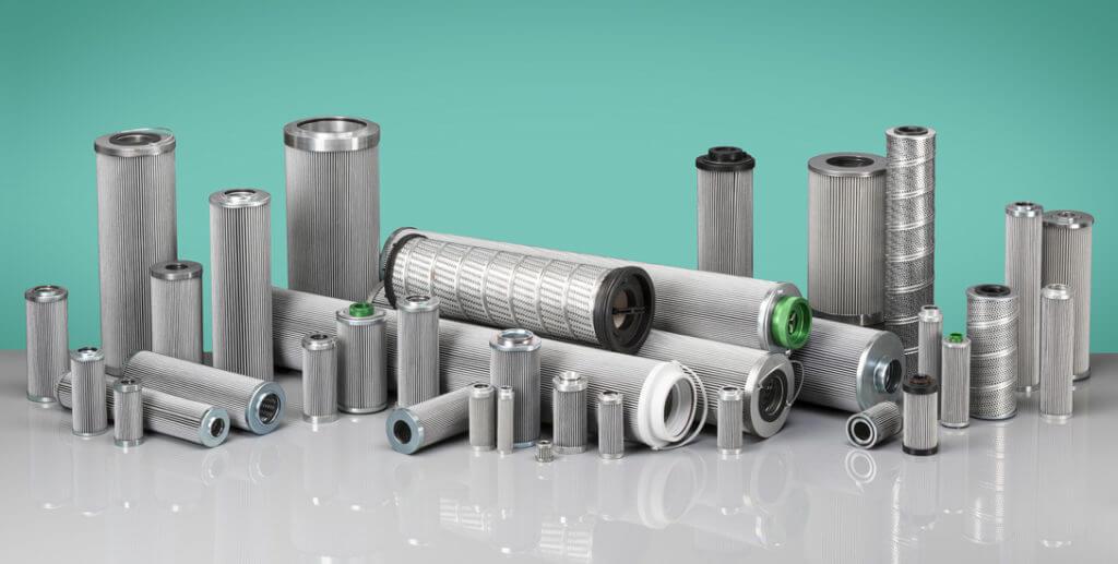 FLUICARE CORREZIONE Elementi filtranti idraulici